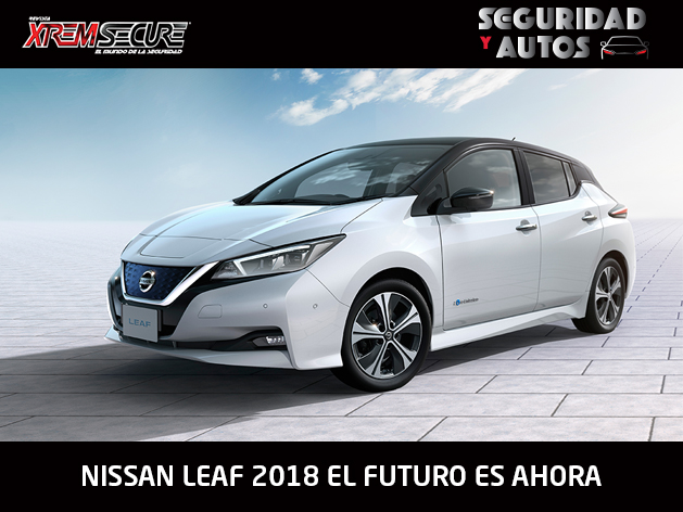 Nissan leaf 2018 mexico
